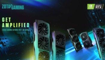 ZOTAC GAMING GeForce RTX 30 Series