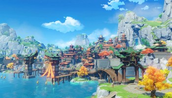 Genshin-Impact-best Chinese Videogames