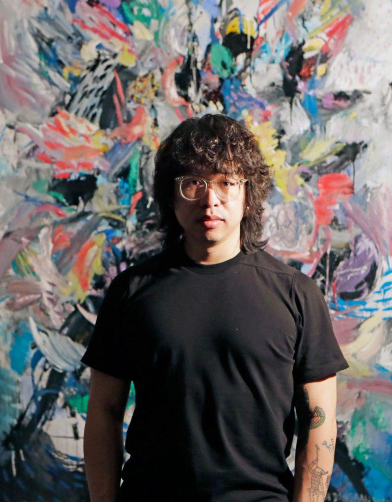 Portrait of Chen Dongfan