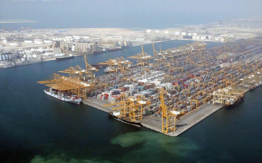 Port-of-Jebel-Ali