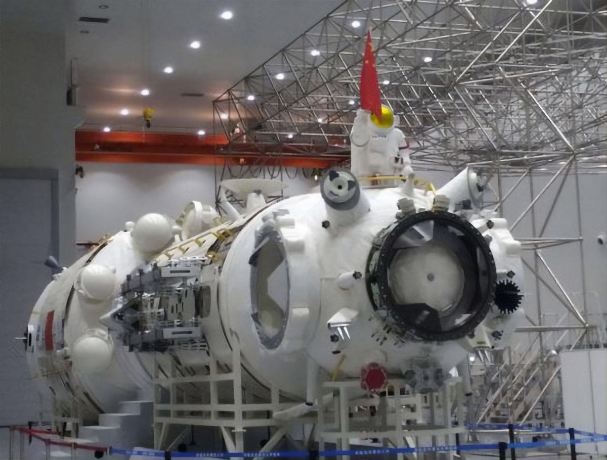 Tiangong-core-module
