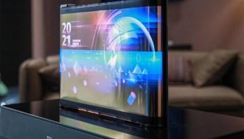 Printed OLED Scrolling Display-1