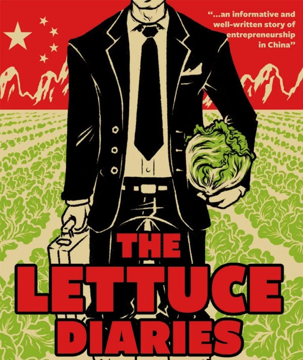 The Lettuce Diaries by Xavier Naville