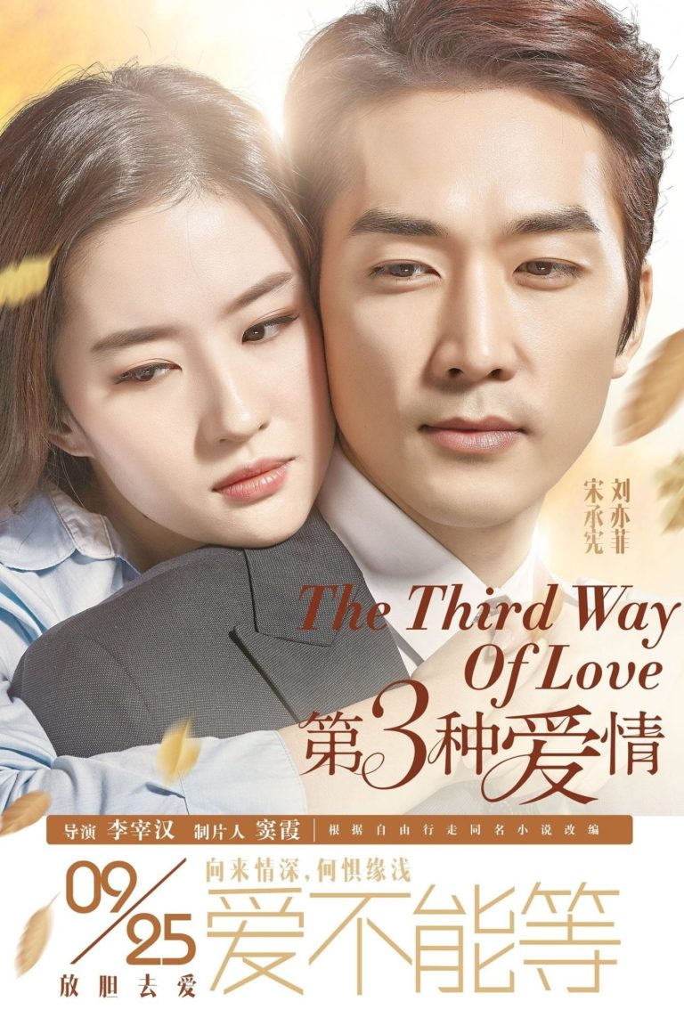 """Poster for the movie """"The Third Way of Love"""""""