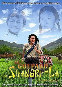 """Poster for the movie """"Wild Horse from Shangri-La"""""""