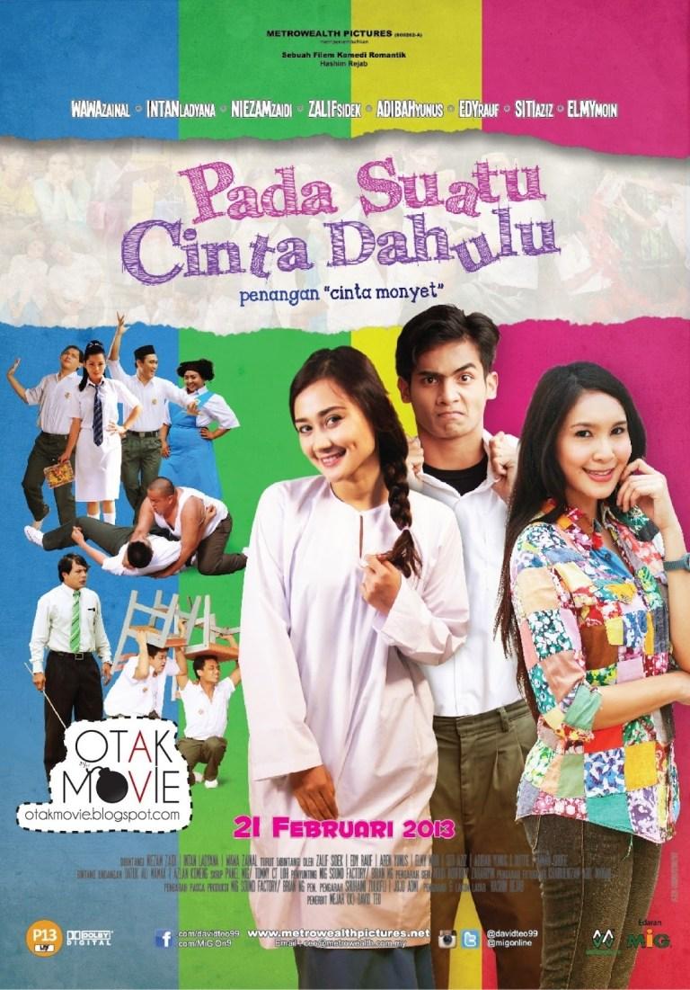 "Poster for the movie ""Pada Suatu Cinta Dahulu"""