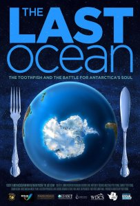 "Poster for the movie ""The Last Ocean"""