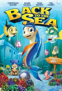 """Poster for the movie """"Back To The Sea"""""""
