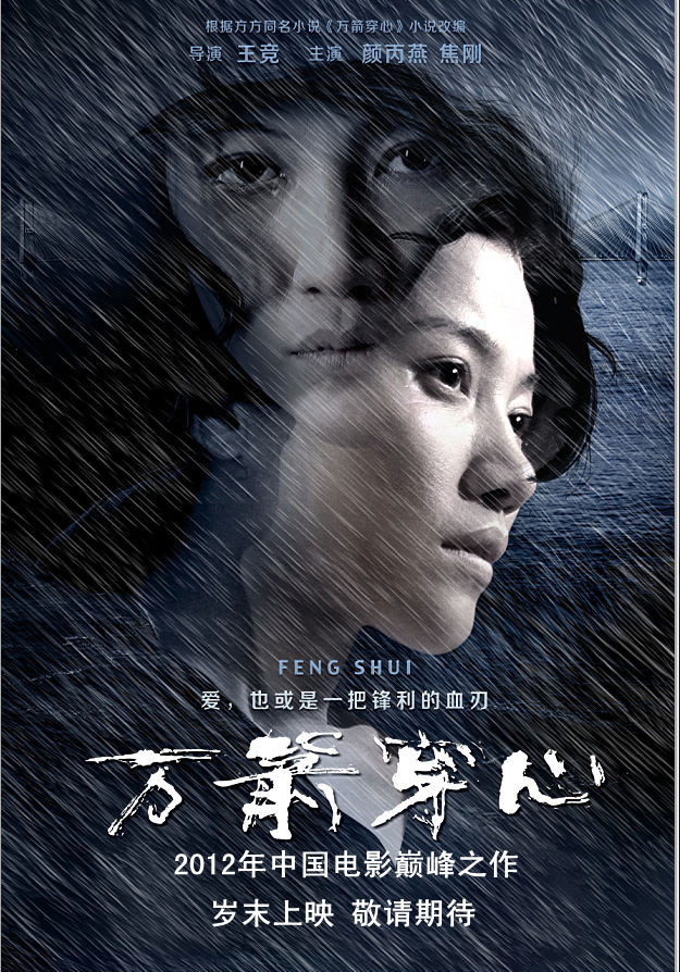 """Poster for the movie """"Feng Shui"""""""