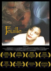 """Poster for the movie """"FEUILLE"""""""