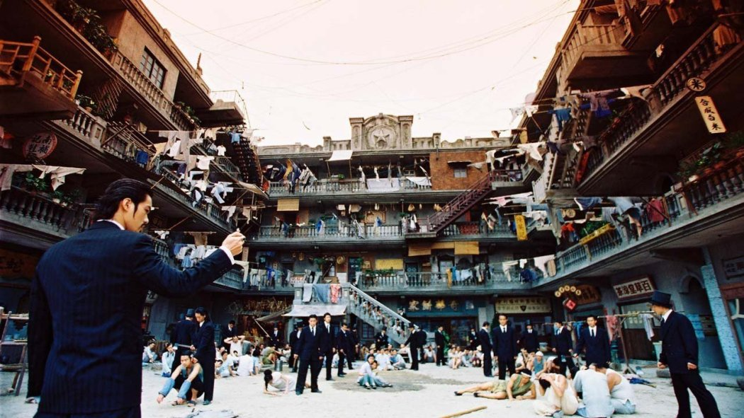 """Image from the movie """"Kung Fu Hustle"""""""