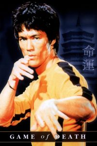 "Poster for the movie ""Game of Death"""