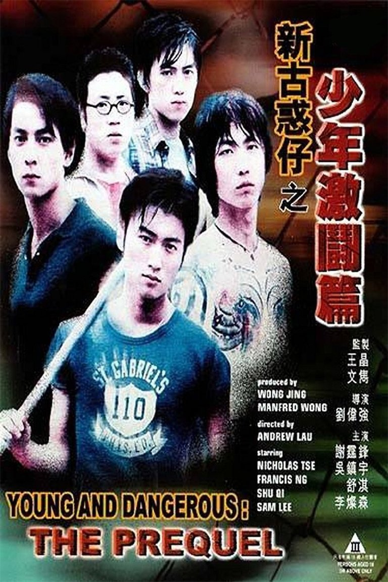 """Poster for the movie """"Young and Dangerous: The Prequel"""""""