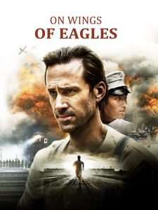 """Poster for the movie """"On Wings of Eagles"""""""