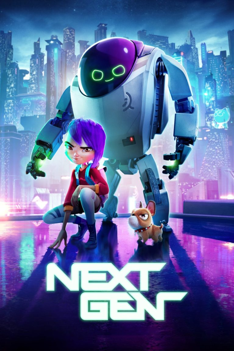 """Poster for the movie """"Next Gen"""""""