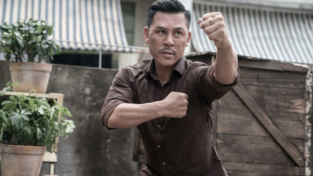 """Image from the movie """"Master Z: Ip Man Legacy"""""""