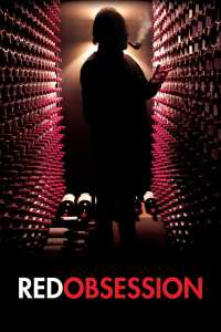 """Poster for the movie """"Red Obsession"""""""