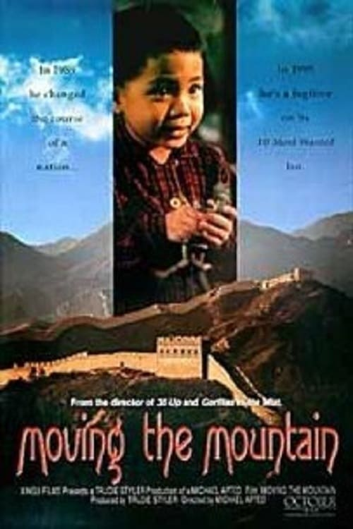 """Poster for the movie """"Moving the Mountain"""""""
