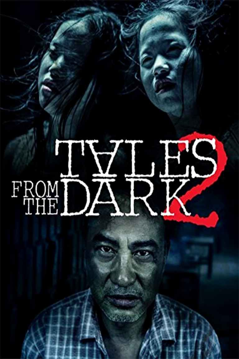 """Poster for the movie """"Tales From The Dark 2"""""""