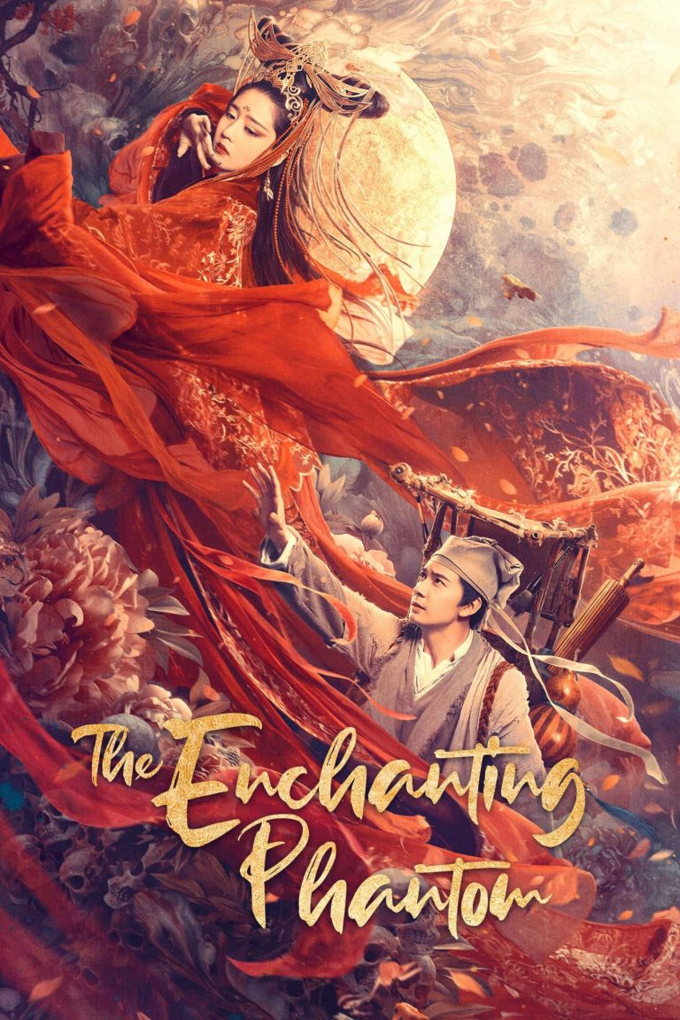 """Poster for the movie """"The Enchanting Phantom"""""""