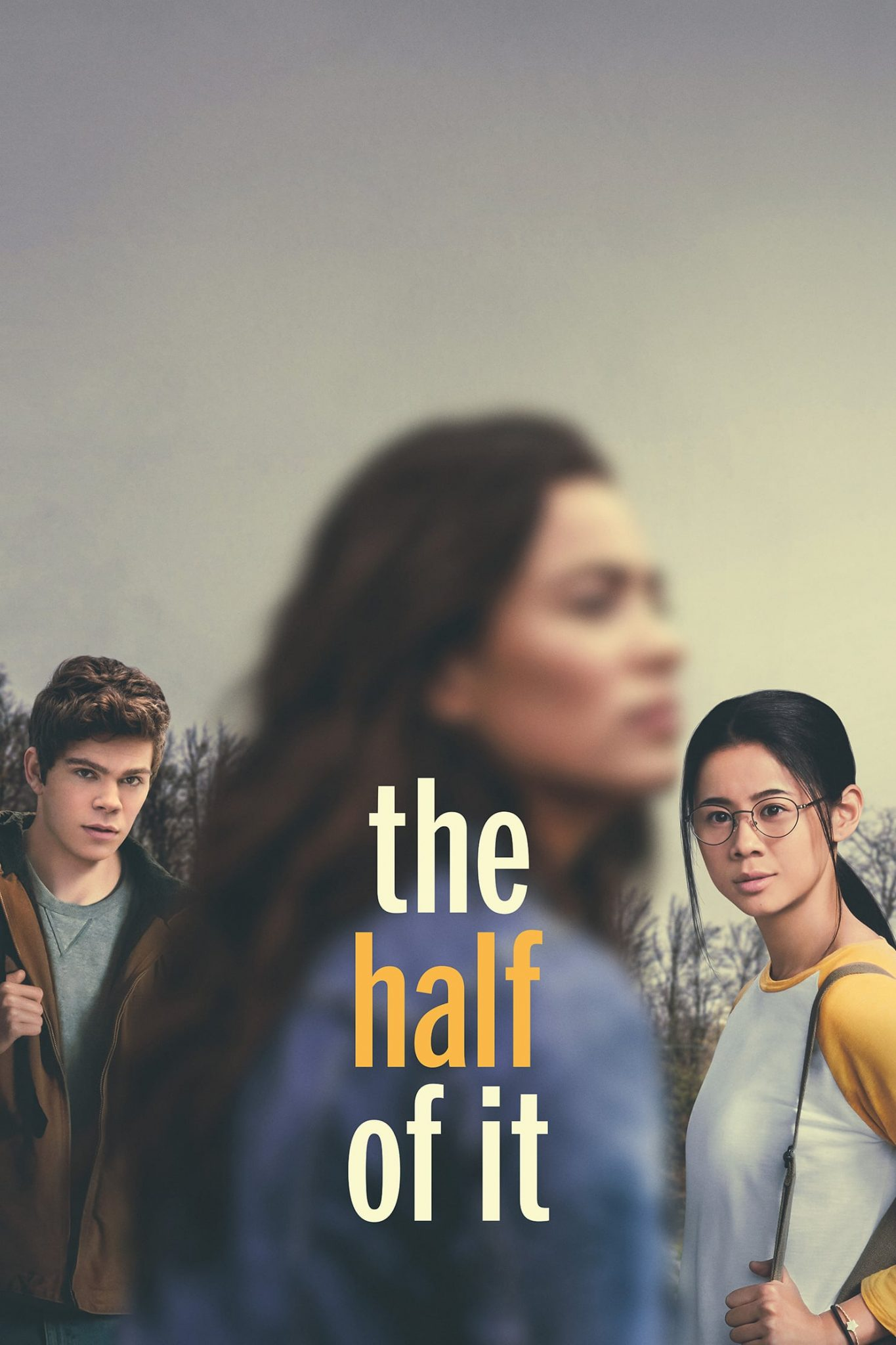 """Poster for the movie """"The Half of It"""""""