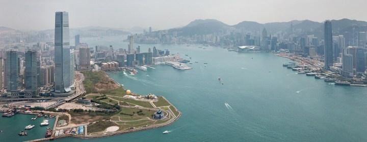 Victoria Harbour – Hong Kong