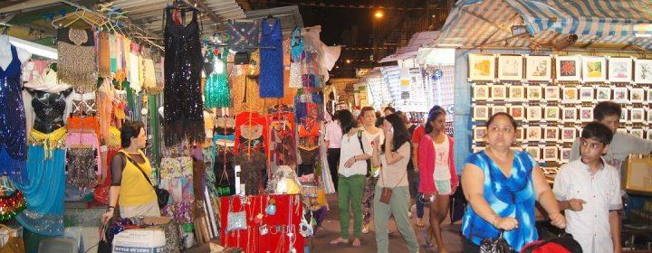 Night Market – Temple Street (Kowloon)
