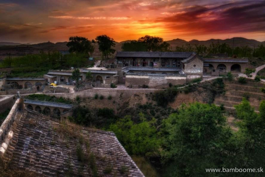 Lijiashan Hobitton in China