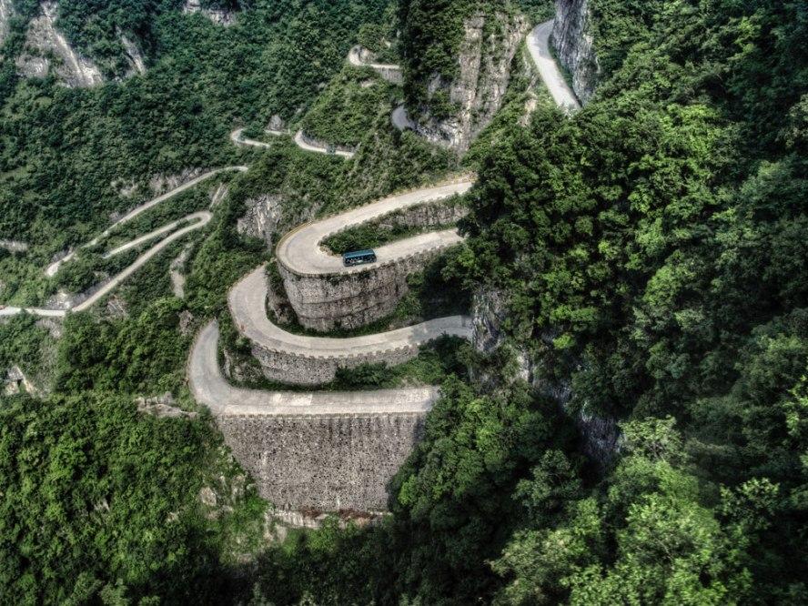 zhangjiajie-cesticka