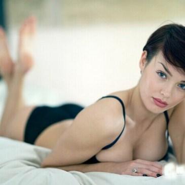 日媒盘点女性身体最能凸显女人味的5大曲线