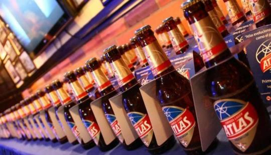 啤酒 cerveza