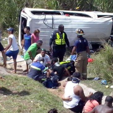 一天内交通事故致10人死数十人受伤  交通意外频发