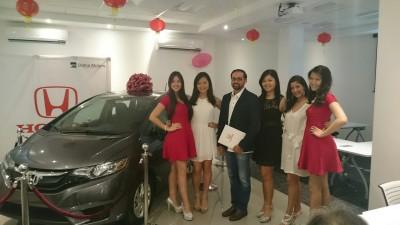 Bahía Motors patrocina a la organización de la escogéncia de la Reina China 2015