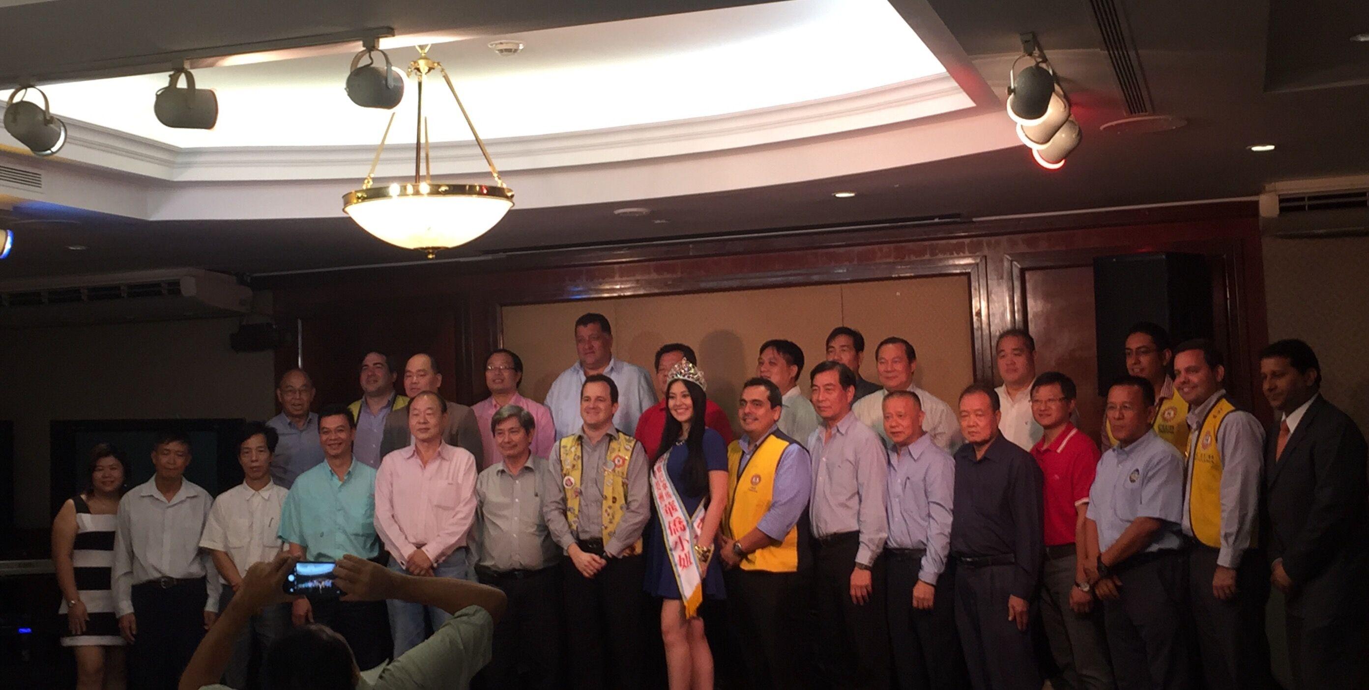 Presentación de Reporte Asociación China de Panamá – Teletón 20 – 30