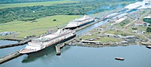 面对干旱情况  运河三次修改船只水深限制