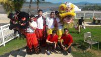 视频:Playa dorada黄金沙滩迎新年派对回放