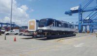 地铁公司宣布第21号地铁新车抵达巴拿马