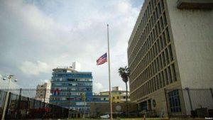 """美国驱逐15名古巴外交官 以报复遭受的""""神秘攻击"""""""