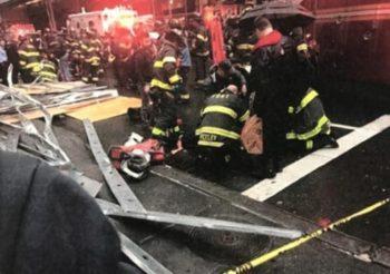 纽约两华人被餐馆外墙砸伤 各获7位数美金赔偿