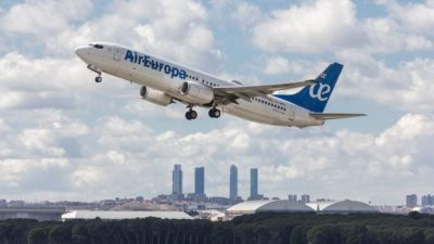欧罗巴航空将于6月开通巴拿马,伊瓜苏和麦德林三市