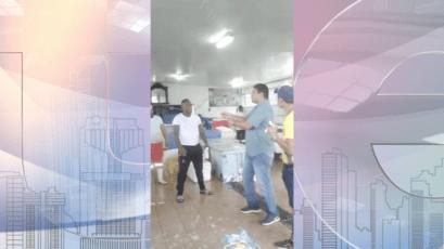 """Arraiján市区议员""""Panky""""与市民发生争执被传社交网(视频)"""