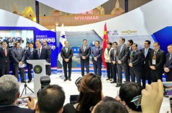 巴拿马出口商在中国进博会取得超过3000万美元的销售预测