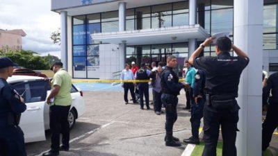 试图抢劫银行及杀害保安的三名疑犯被实施临时拘留令