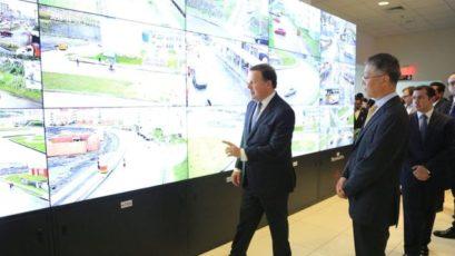 中国资助巴拿马设立监控中心