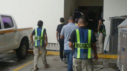 巴拿马移民局:1月至10月超过五千人被驱逐出境