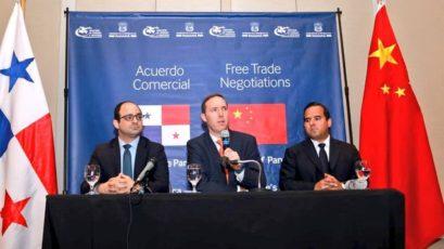 中巴举行自由贸易协议的第四轮谈判会议