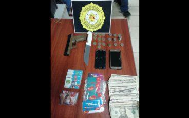 3名少年用玩具枪与小刀抢劫伙食铺  逃走时被捕