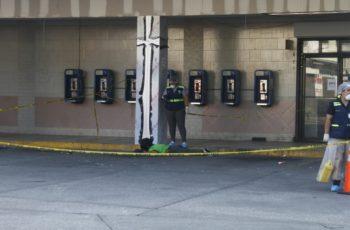 四名匪徒抢劫圣市超市 一人被警方击毙