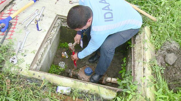 注意:水务局下周继续实施欠款断水措施