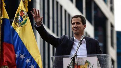 巴拿马承认委内瑞拉议长瓜伊多为该国临时总统